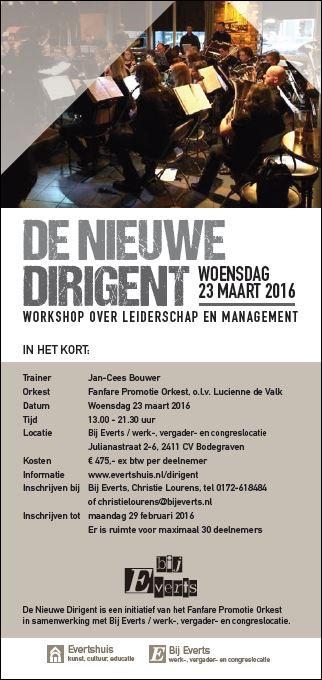 De nieuwe Dirigent Flyer blz 4