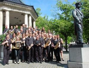Fanfare Promotie Orkest Oslo 2014 (2)
