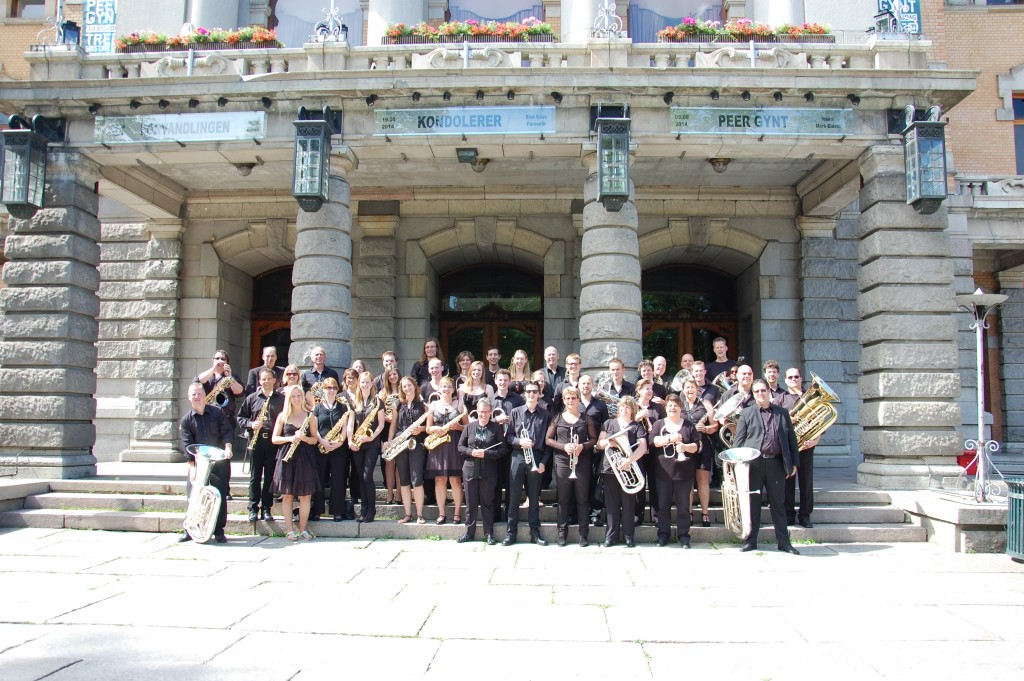 Fanfare Promotie Orkest Oslo 2014